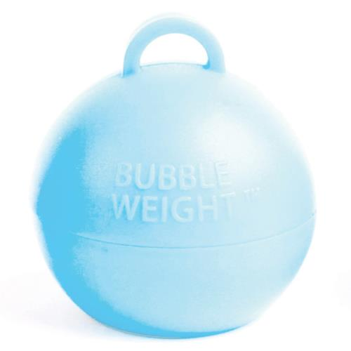 Balloon Weight Powder Blue Balloon Accessories