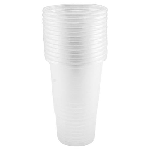 Half Pint Tumblers x20 Clear Tableware