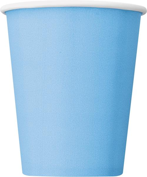 Cups x14 Blue Tableware